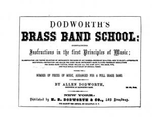 Dodworth Brass Band School Title